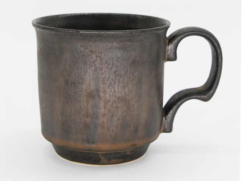 Ancient pottery mug