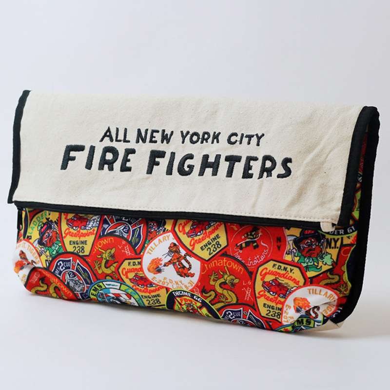 FDNY Official Clutch Bag