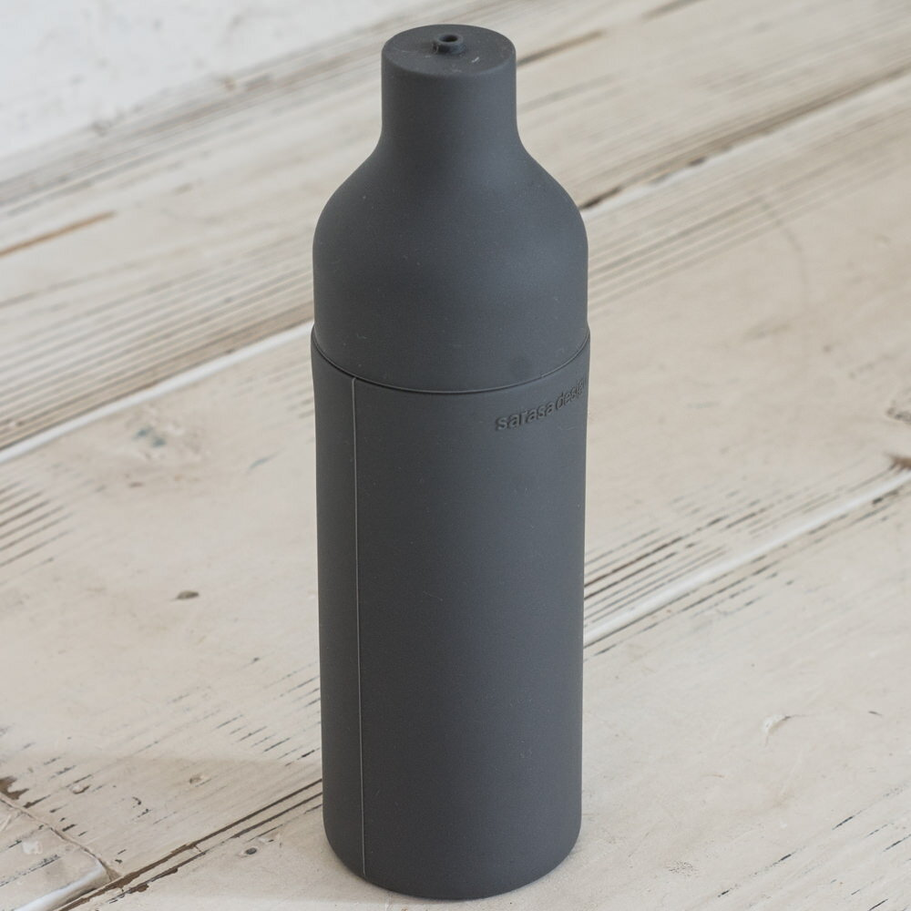 Sarasa Squeeze Bottle (Charcoal)